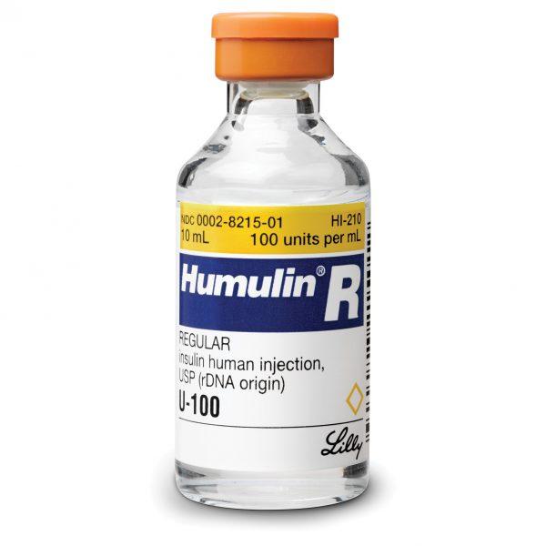 Buy Insulin Human 100IU online